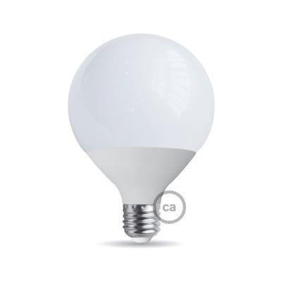 Lampa, lågenergi Globe 90 25W E27