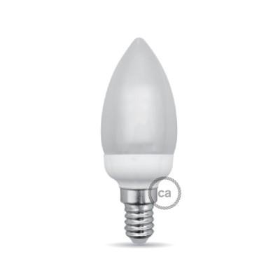 Lampa LED Olive 4W E14 5000K Frostad
