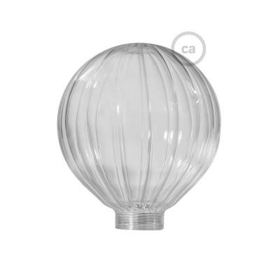 Glob till Modular dekorativ Ljuskälla G125 Klar ballongform