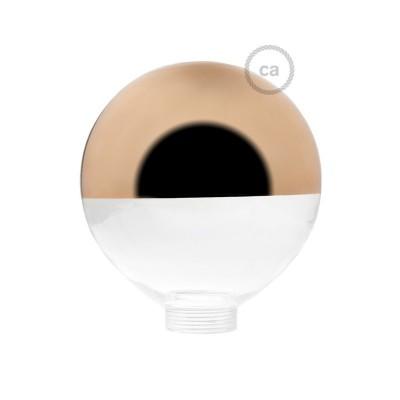 Glob till Modular dekorativ Ljuskälla G125 Koppar förspeglad