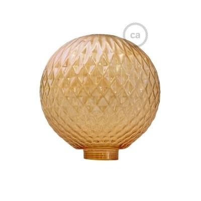 Glob till Modular dekorativ Ljuskälla G125 Rökfärgat