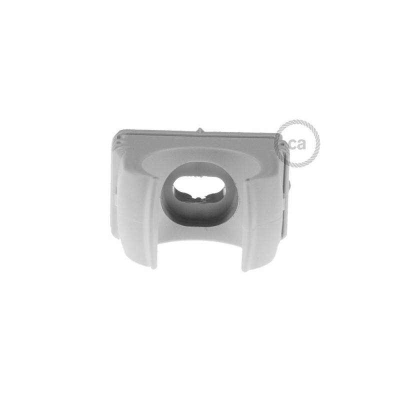 Rörhållare i plast till Creative-Tube, diameter 16 mm