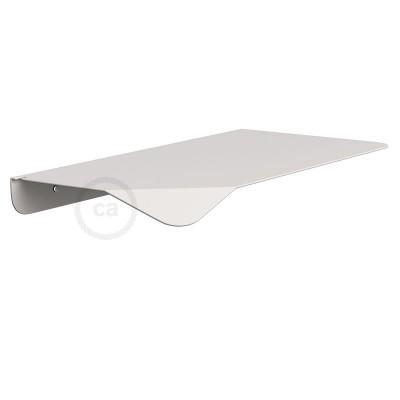 Magnetico®-Shelf vit, metallhylla för Magnetico®-Plug