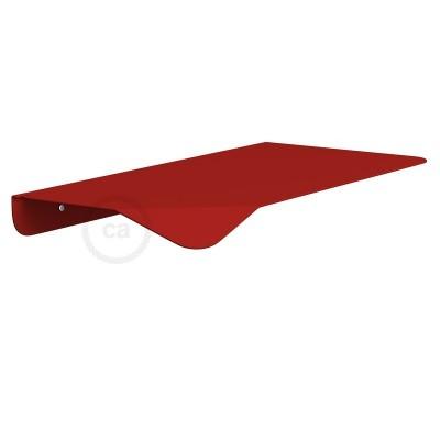 Magnetico®-Shelf röd, metallhylla för Magnetico®-Plug