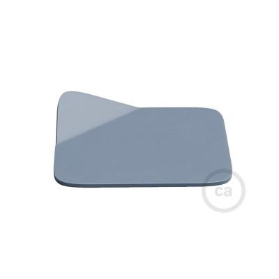 Magnetico®-Base blå, Metallbas för släta ytor för Magnetico®-Plug