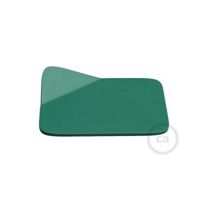 Magnetico®-Base grön, Metallbas för släta ytor för Magnetico®-Plug