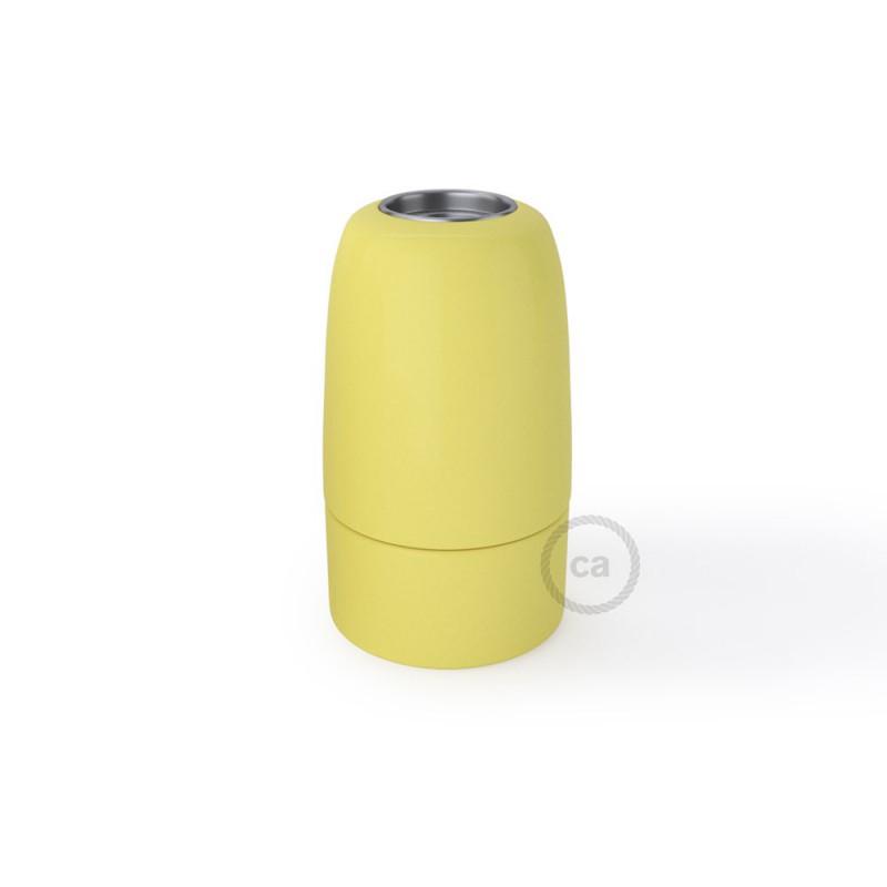 Porcelain E14 lamp holder kit