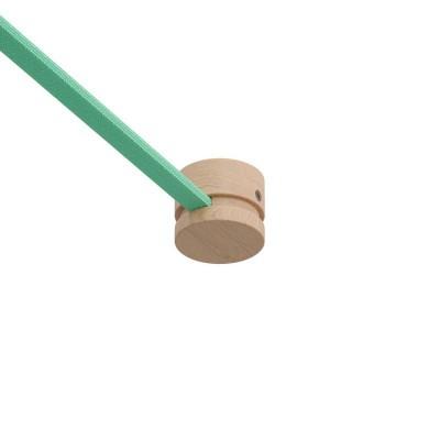 Kopplingsdosa i trä för String Light ljusslinga och Filé system