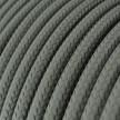 Rund textilkabel RM03 - Grå