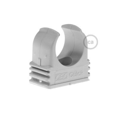 Rörhållare i plast till Creative-Tube, diameter 20 mm