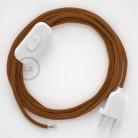 Sladdställ, RM22 Whiskey Viskos 1,80 m. Välj färg på strömbrytare och kontakt