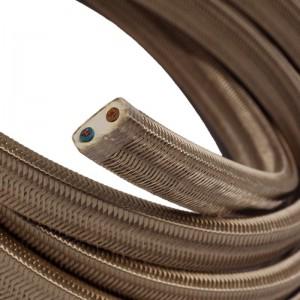 Textilkabel för String Lights, täckt av viskostyg, Cipria CM27