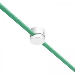 Kabelledare för vägg och tak i trä för String Light ljusslinga och Filé system