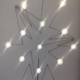 Be Creative #3 Cindy Lan Dang - Trippel Spider i symetrisk upphängning