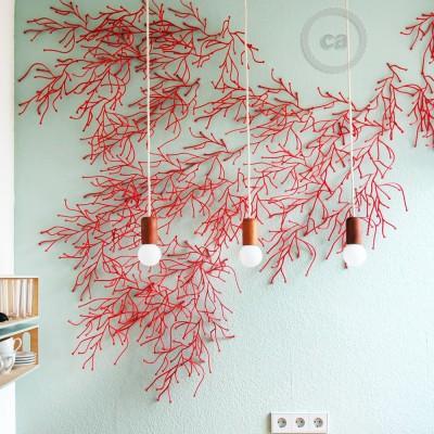 Johanna Neuburger: Korall installation