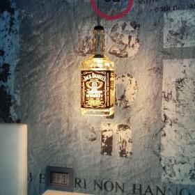 David Rispoli: Jack Daniel's lampa