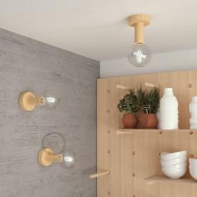 Inred ditt hem med naturliga och stilrena trädetaljer!
